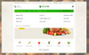 "Tema OpenCart Responsive #69375 ""FreshVeg - Vegetable Shop"" Screenshot grande"