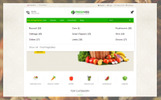 Responsywny szablon OpenCart FreshVeg - Vegetable Shop #69375