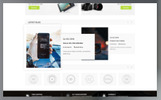 """Altron - The Electronics shop"" Responsive OpenCart Template"