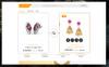 """Responzivní OpenCart šablona """"GoldStar - Jewelry Shop"""" Velký screenshot"""