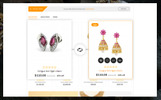 Responsivt GoldStar - Jewelry Shop OpenCart-mall