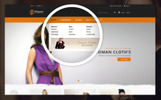 "PrestaShop шаблон ""Elegant - Fashion Shop"""