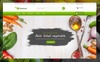 Freshvege -  1.7 PrestaShop Theme Big Screenshot