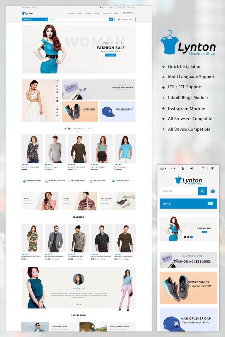 Opencart Vorlage 70539 Für Design Und Fotografie