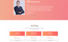 Proper-One Page Parallax Muse Template Big Screenshot