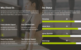 Fitness Zone - Gym And Fitness Muse Template