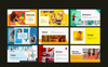 Colors PowerPoint Template Big Screenshot