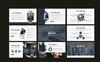 Admin Log Business PowerPoint Template Big Screenshot