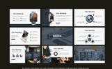 Admin Log Business PowerPoint Template