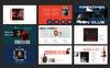 """Luxusní Šablona pro Keynote """"XKLUSIF -"""" Velký screenshot"""
