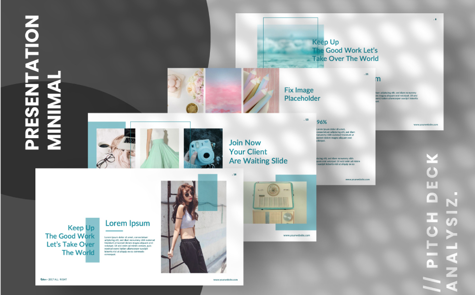 Relax PowerPoint Template