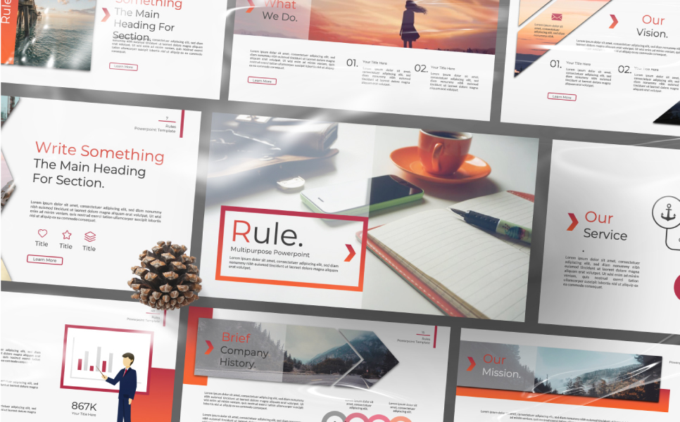 Rules Presentation PowerPoint Template