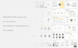 Company Profile Presentations Keynote Template