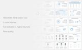 Plantilla Keynote para Sitio de Gráficos