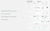 Project Management Report PowerPoint Template Big Screenshot