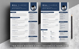 Word Resume-Bill Clarke Resume Template
