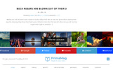 PrimaMag - Magazine and Blog WordPress Theme