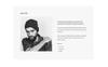 Decoz - Minimal Portfolio & Photography WordPress Theme Big Screenshot