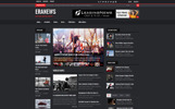 """Eranews News and Magazine"" thème Joomla adaptatif"