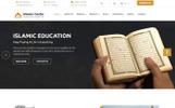 Islamic Center Joomla Template