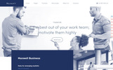 Plantilla Joomla para Sitio de Asesores financieros