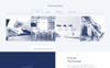 Maxwell Business Joomla Template Big Screenshot