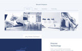 Maxwell Business Joomla Template