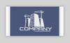 """Construction Ð¡ompany"" Responsive Logo template Groot  Screenshot"