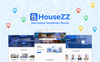 Housezz - Real Estate Listings Tema WordPress №77929 Screenshot Grade