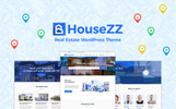 Housezz - Real Estate Listings Tema WordPress №77929