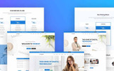 """Themexp - Corporate Responsive"" Responsive WordPress thema"