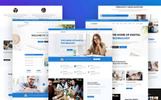 "WordPress шаблон ""Themexp - Corporate Responsive"""