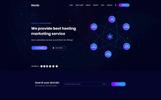 Hostz - Hosting HTML5 Landing Page Template