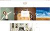 Mafiaso - Blog WordPress Theme Big Screenshot