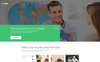 VisaPlus - Immigration and Visa Consulting Website Template Big Screenshot