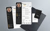 Abbigail Jenkins  - System Architect Resume Template Big Screenshot