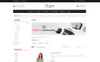 The Fashion Store - Template OpenCart  №69573 Screenshot Grade