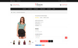 The Fashion Store - Template OpenCart  №69573
