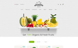"Responzivní OpenCart šablona ""Fresh - Organic"""