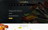 Top Spice Store - OpenCart Template