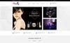 """Beauty Store"" Responsive OpenCart Template Groot  Screenshot"