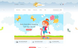 Paradise Toys Store OpenCart Template