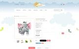 Plantilla OpenCart para Sitio de Centros para niños