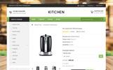 Plantilla OpenCart para Sitio de Cafeterías