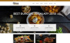 RISE - Food Store OpenCart Template Big Screenshot