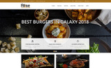 RISE - Food Store OpenCart Template