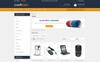 """""""Camcorder - Electronics Store"""" thème OpenCart adaptatif Grande capture d'écran"""