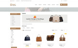 Bag Shop OpenCart Template