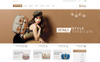 Bag Shop OpenCart Template Big Screenshot