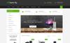 Plantilla OpenCart para Sitio de Críticas de electrónica Captura de Pantalla Grande